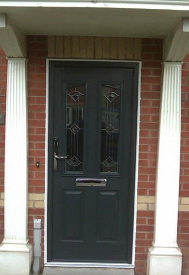Harlech Timber Composite Door - Solidor