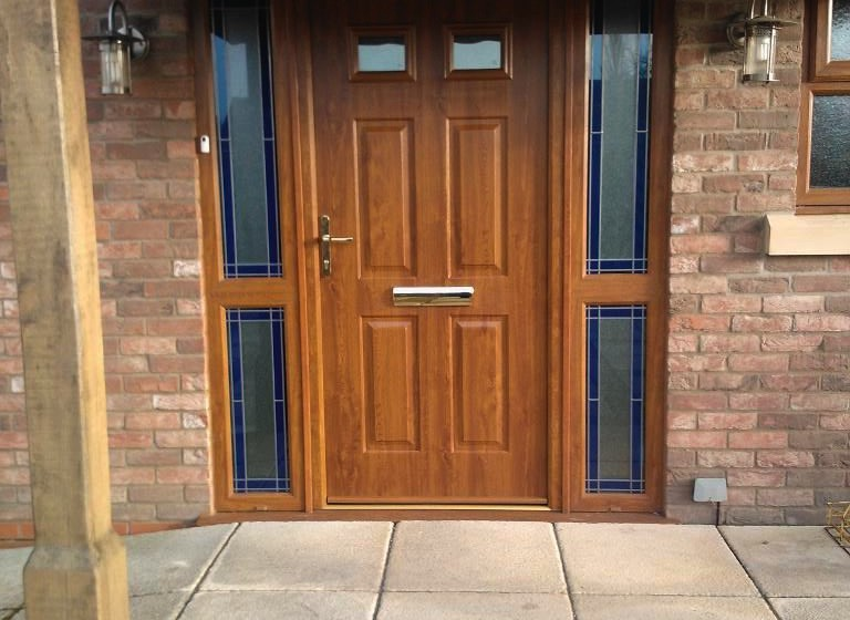 Tenby Side Panel Door- Timber Composite doors