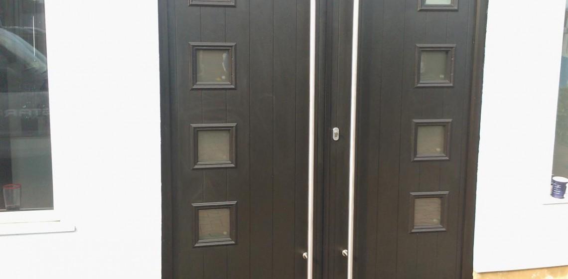 Milano French Doors - Timber Composite doors