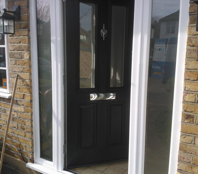 Solidor Ludlow - Timber Composite Door