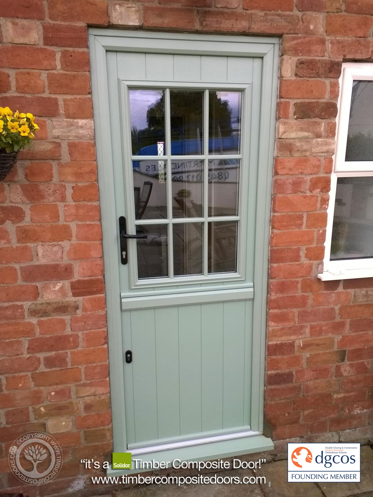 Stable Door Security No Probs Timber Composite Doors Blog