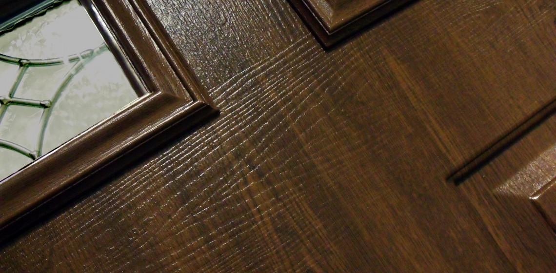 Mocha - Timber Composite Doors