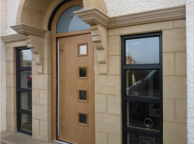 Solidor Italia Range from Timber Composite Doors