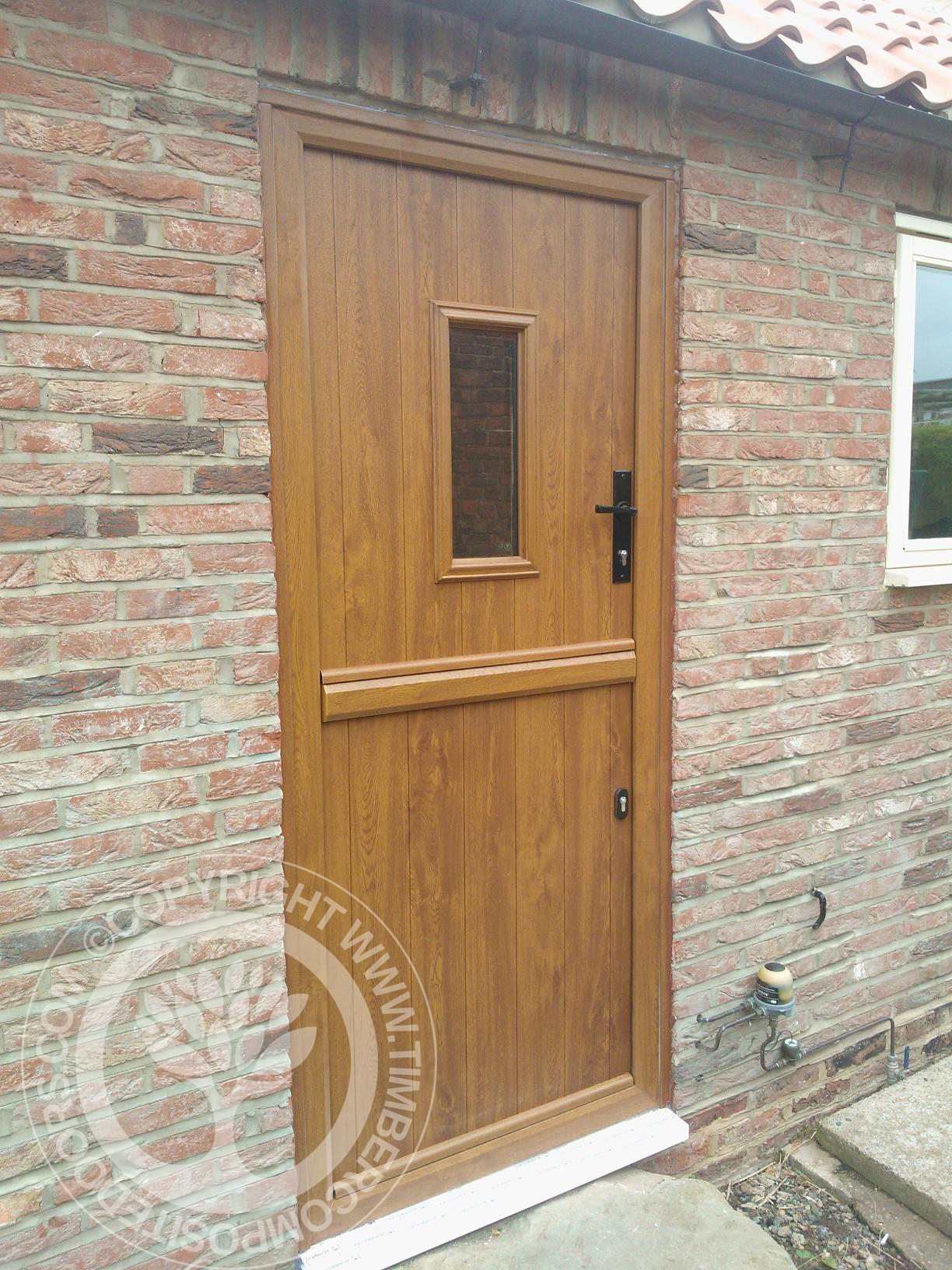 Solidor flint composite door by timber composite doors for Doors for front door