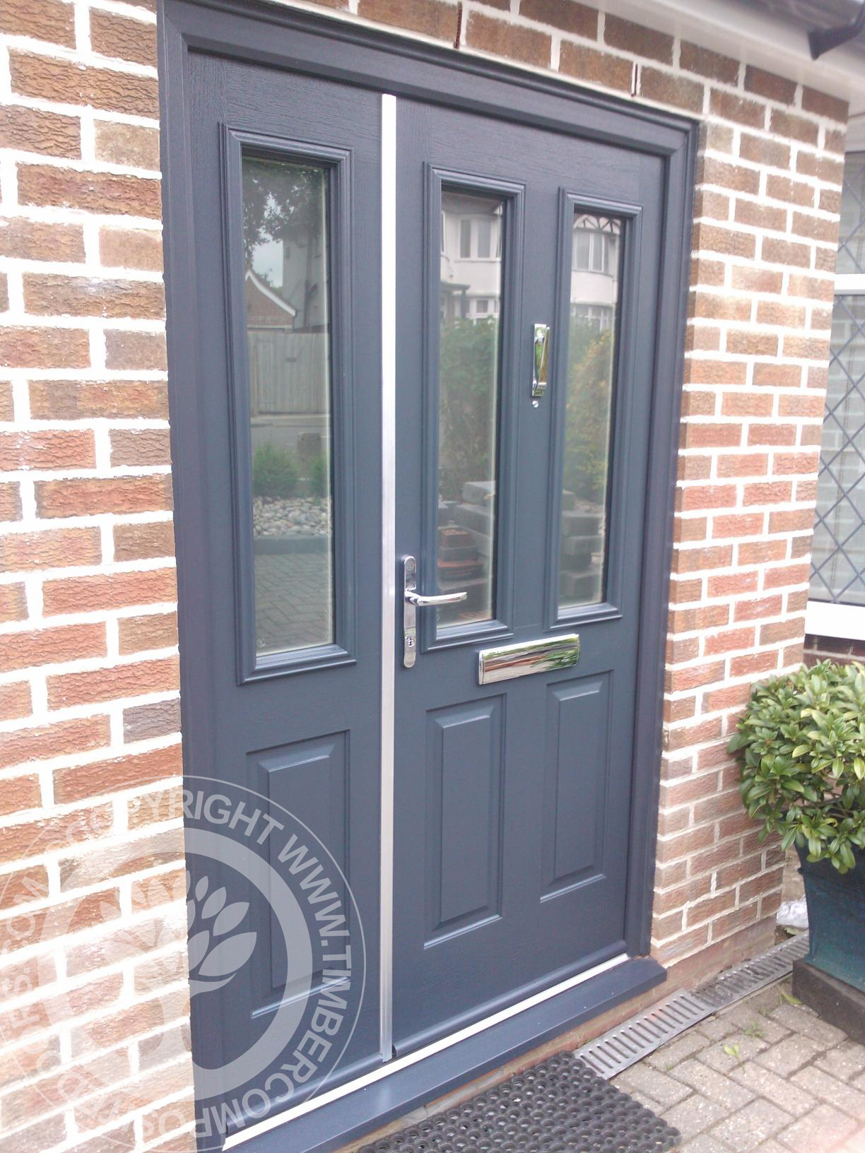 Composite Doors That Save Energy And Increase Your