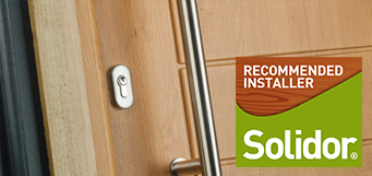 Solidor Recommends Timber Composite Doors