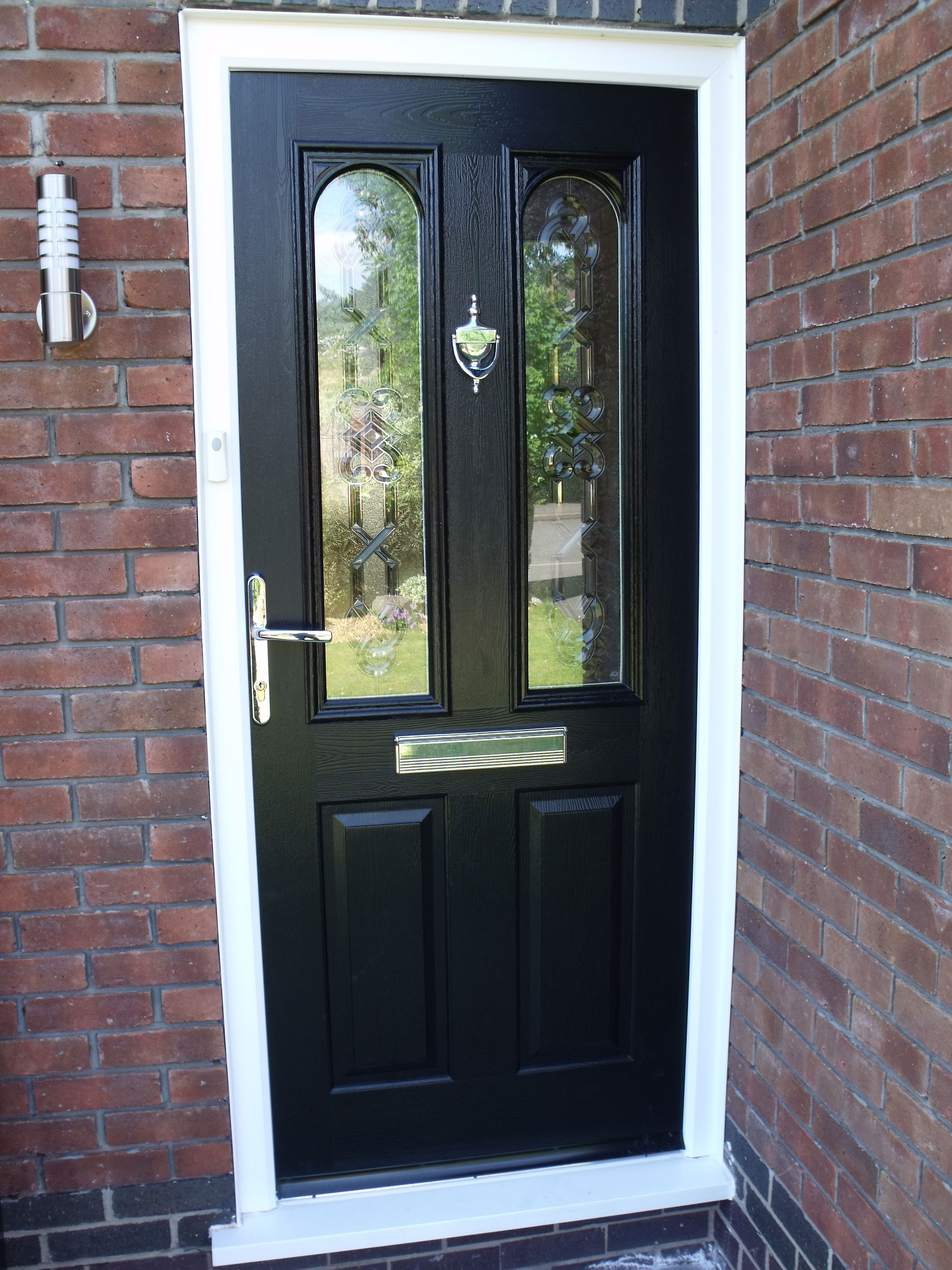 Solidor Nottingham Composite Door By Timber Composite
