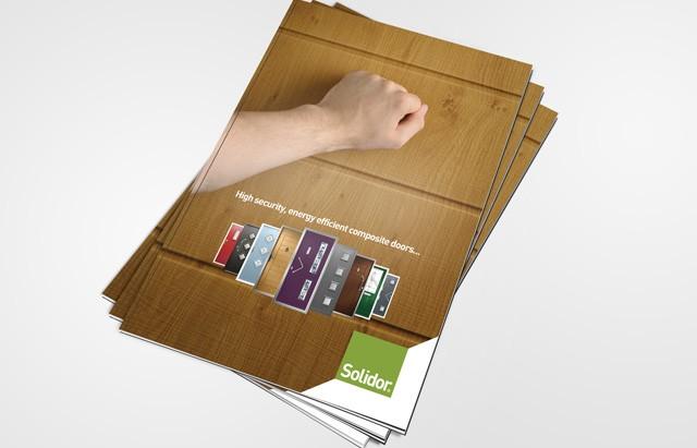 Timber Composite Doors - Solidor Brochure
