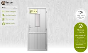 Solidor Timber Composite Designer  internal view