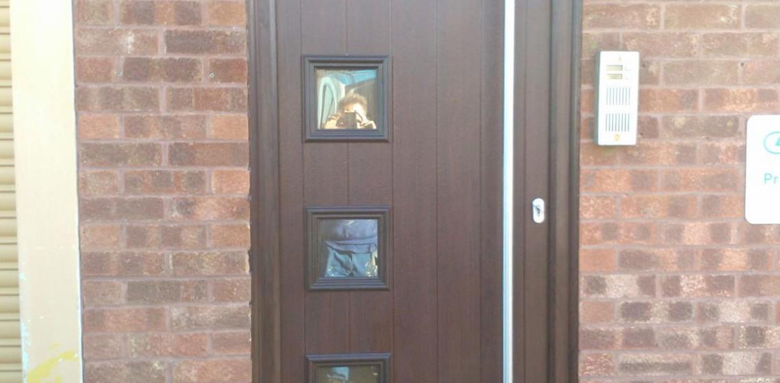 Rosewood-Milano-Solidor-Composite-Door & Rosewood Milano Solidor Composite Door - Timber Composite | Timber ...