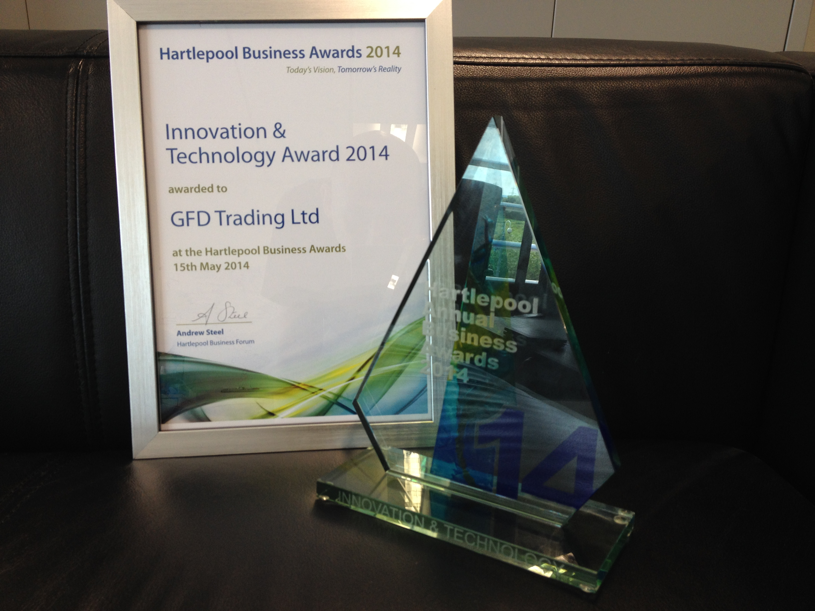 Innovation and Technology Award