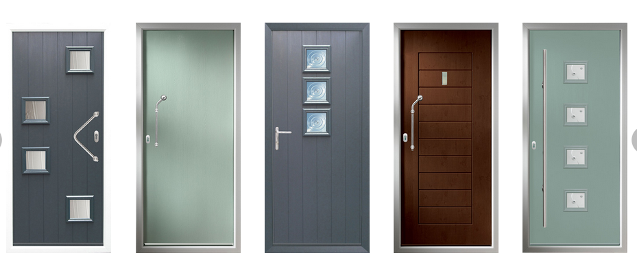 Solidor Italia Collection Composite Doors