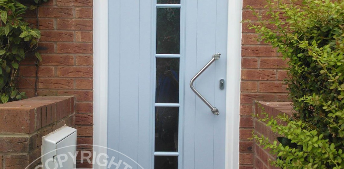 Solidor Florence Timber Composite Door