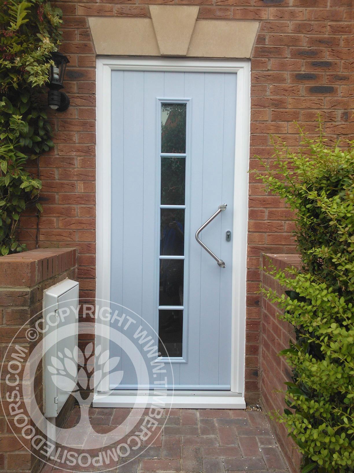 Solidor Florence Timber Composite Door