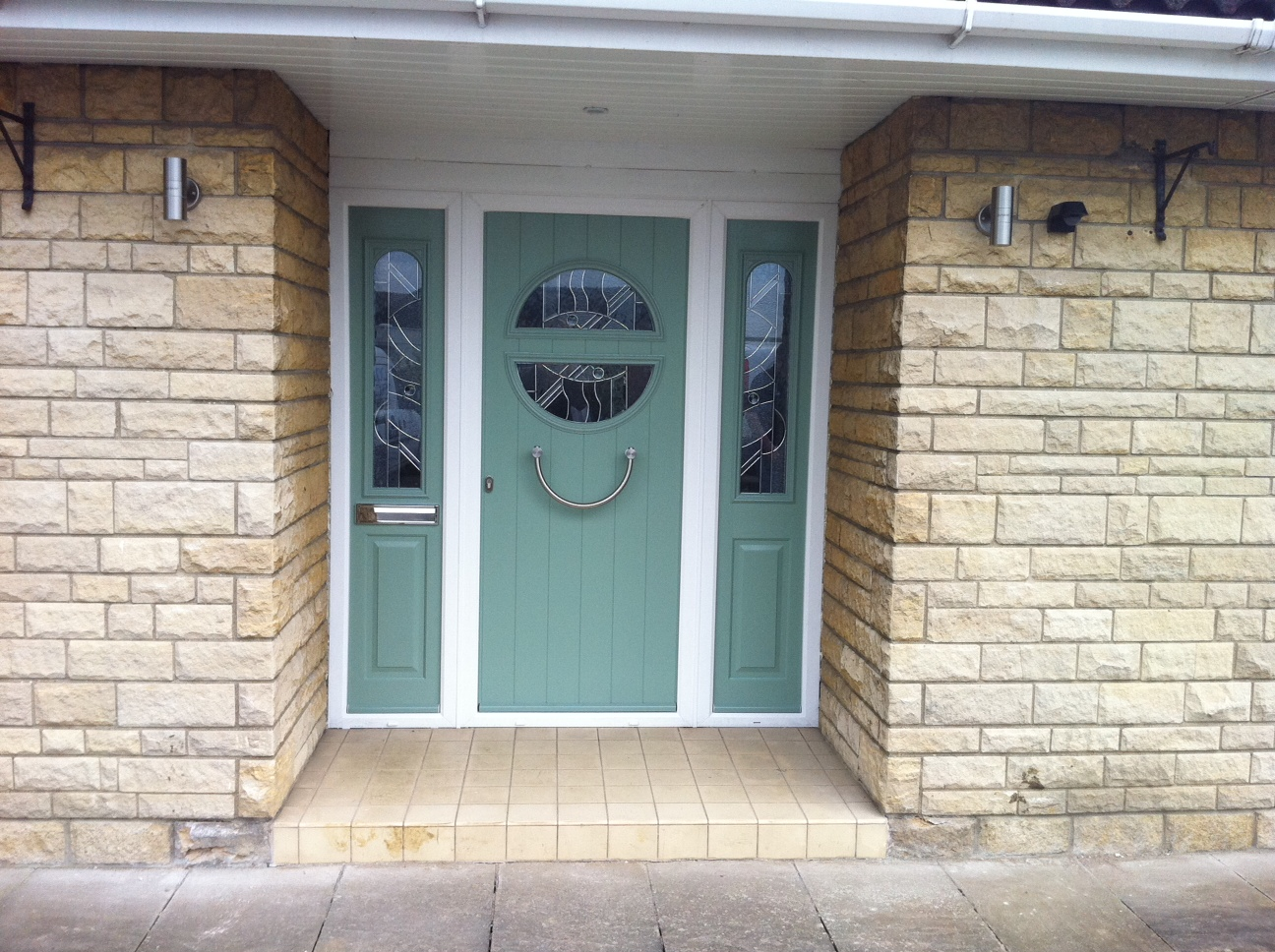 Chartwell Green Pisa Solidor Timber Composite Door & Front Door Colours by Timber Composite Doors | Timber Composite ... Pezcame.Com