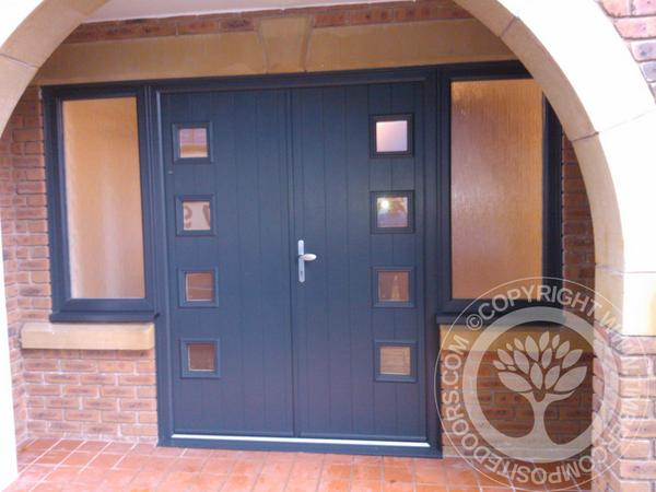 Solidor Installation of the Month Winner Timber Composite Doors