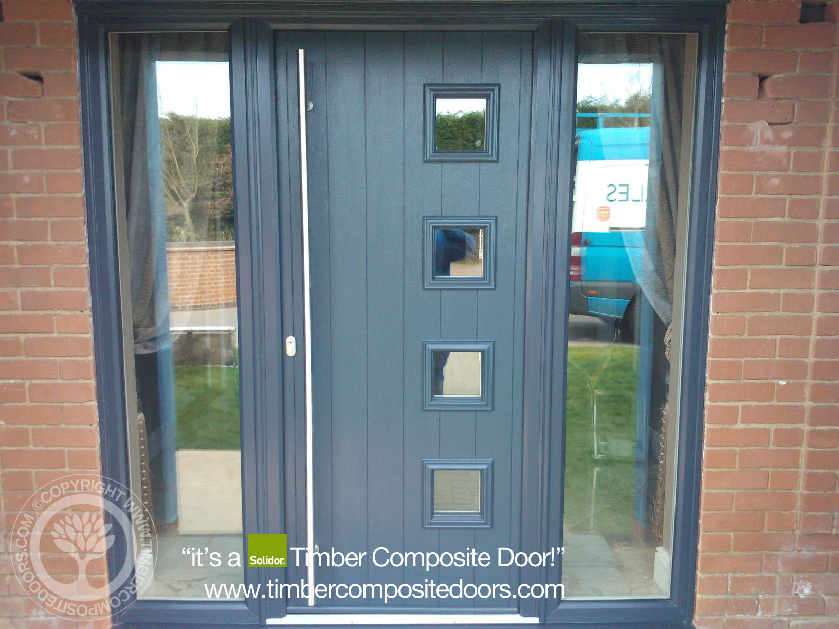 Solidor-Milano-Anthracite-Grey-Timber-Composite-Door2 & Enhancing your home : Solidor Milano | Timber Composite Doors Blog pezcame.com