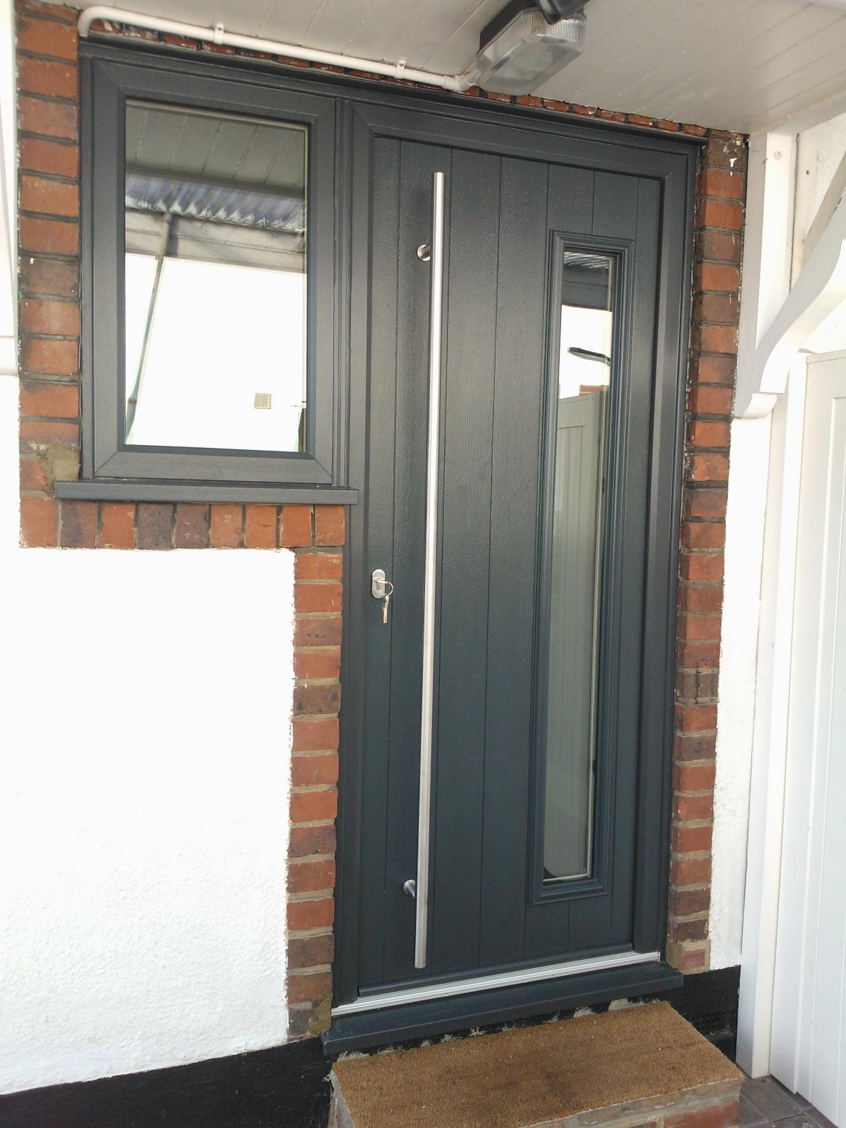 Black-Solidor-Brescia-Timber-Composite-Door & fitted timber composite doors | Timber Composite Doors Blog Pezcame.Com