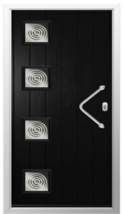 black-milano-Solidor-Composite-Door