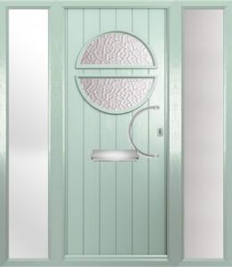 Solidor Pisa Timber Composite Door