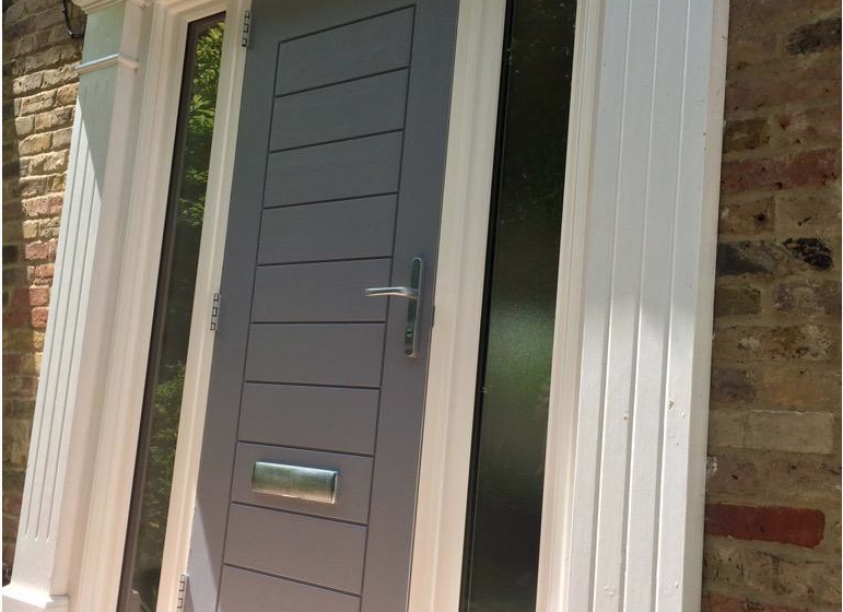 Interest Free Credit on Solidor Timber Composite Doors