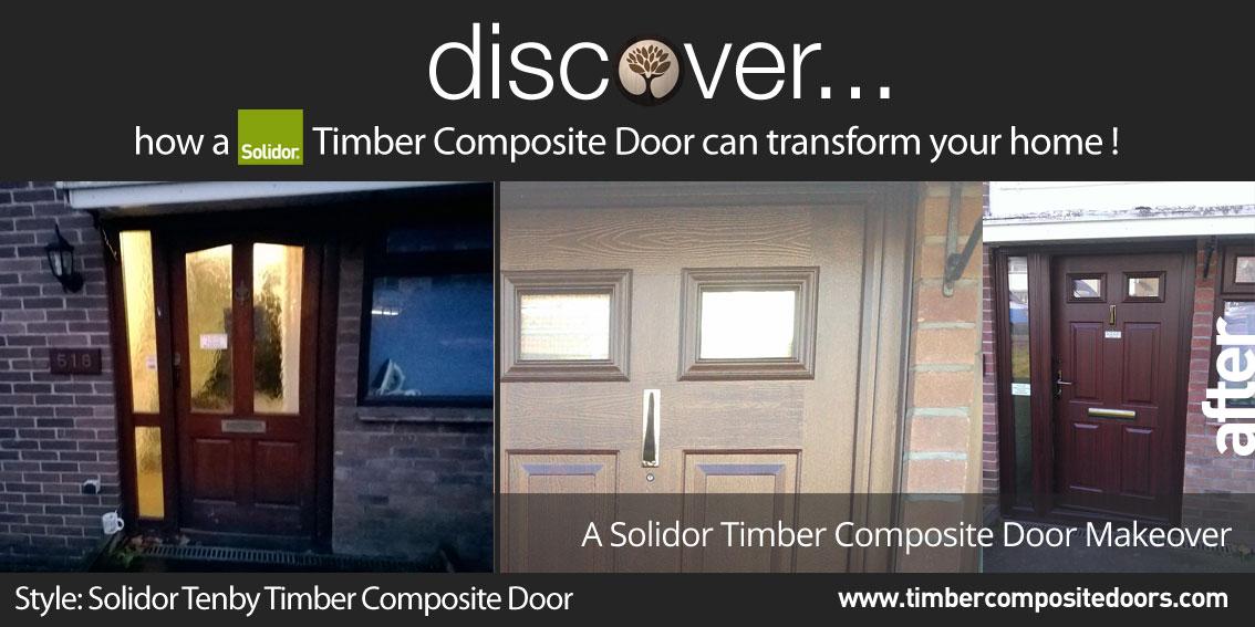 Solidor Tenby Timber Composite Door