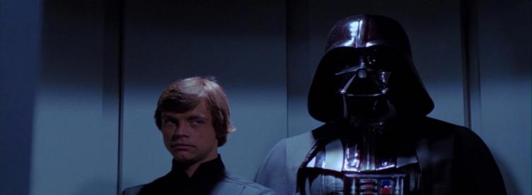 Luke-&-Darth-Vader