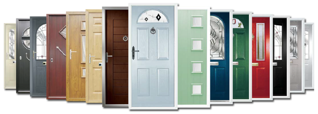 Solidor Timber Composite Doors