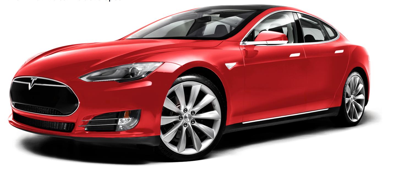 Tesla Automatic electric car