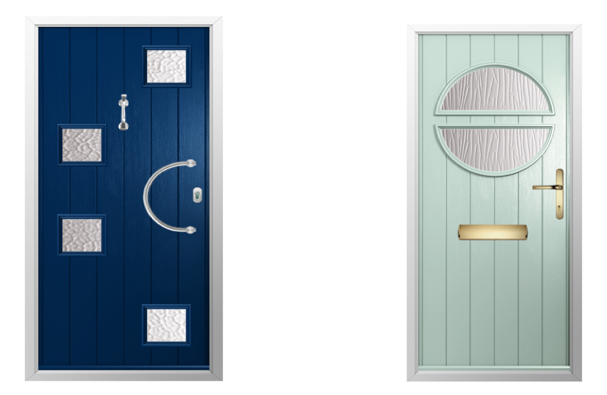 Solidor Modena and Solidor Pisa Timber Composite Doors