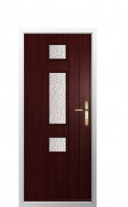Solidor Genoa Italia Collection Timber Composite Door