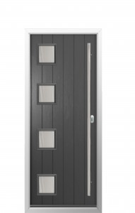 Solidor Milano Italia Collection Timber Composite Door