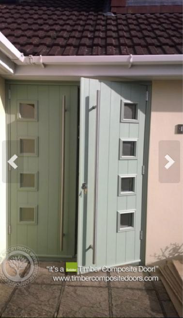 Solidor Milano Timber Composite Doors