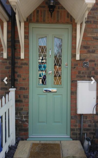 Solidor Harlech Timber Composite Door