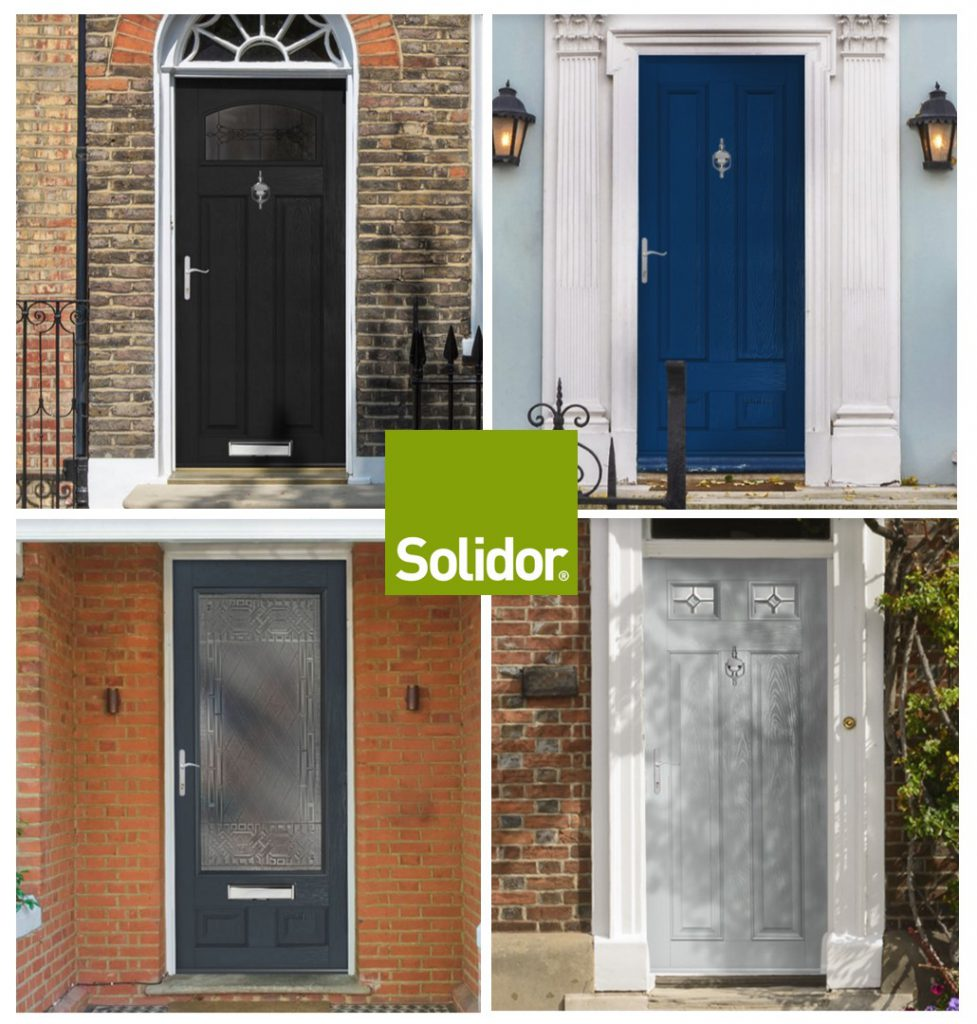 New Solidor Timber Composite Doors Unveiled