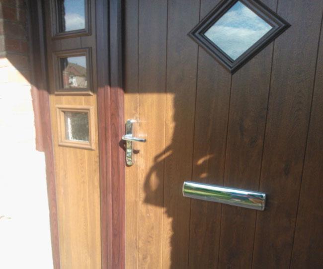 Solidor Timber Composite Door
