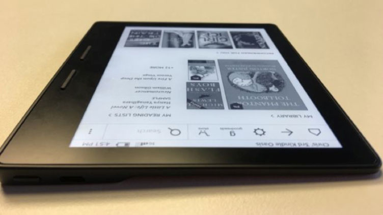 new-kindle oasis