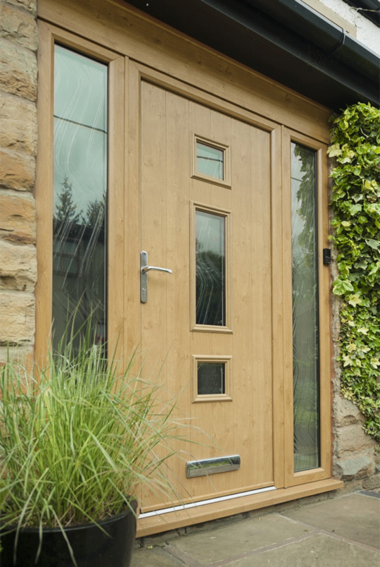 Solidor Genoa Timber Composite Door