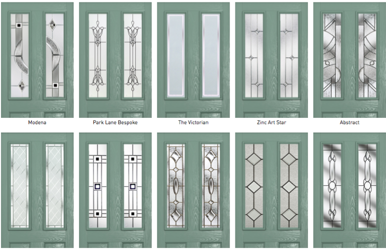 Composite Doors Glass Designs Timber Composite Doors Blog