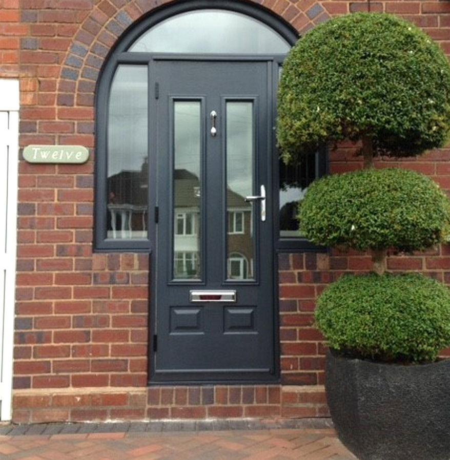 View our Arched Doors Range