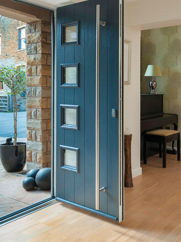 View our Contemporary Doors Range