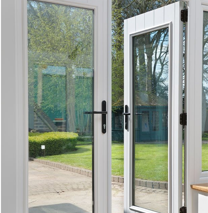 View our French Doors Range