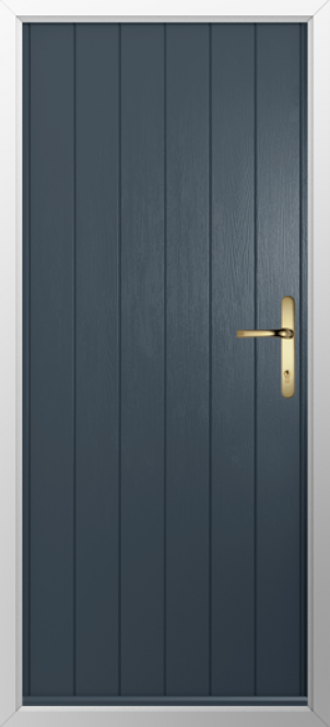 Solidor Traditional Flint Solid Timber Composite Door